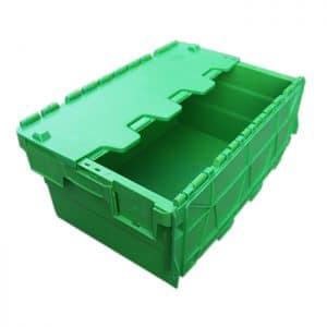 Wholesale hinged lid storage bins