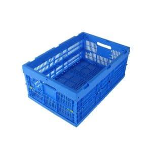 plastic foldable basket
