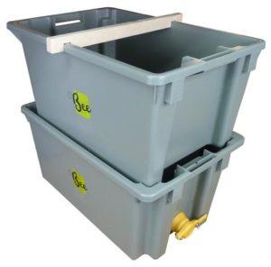 Nestable Storage Tub